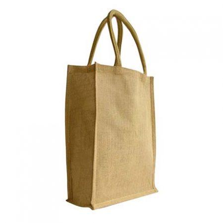 exhibition jute bag