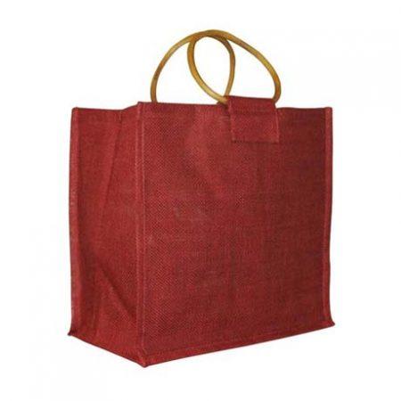 Large Jute Wine bag